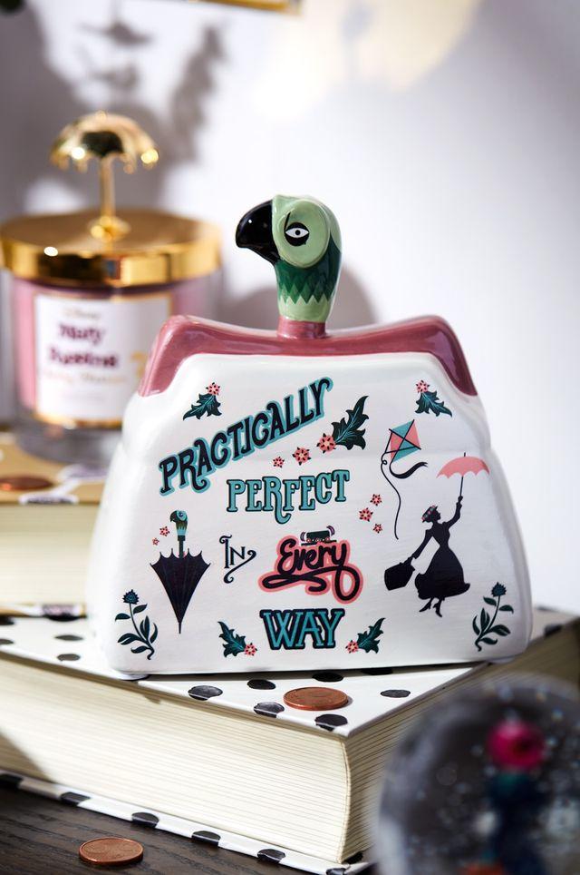 Hucha bolso Mary Poppins