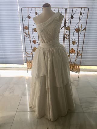 vestido de novia de segunda mano en granada en wallapop