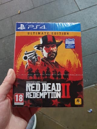 Red redemption 2 Ultimate edition