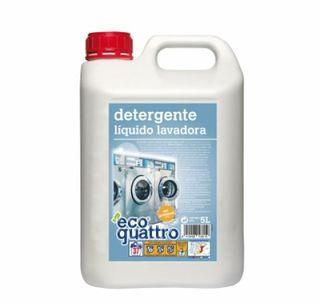 Detergente liquido lavadoras 5 litros