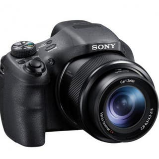 cámara sony hx300