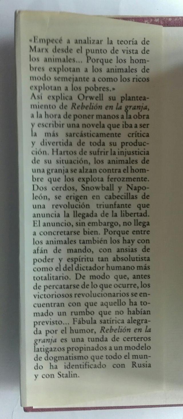 Rebelión en la Granja.