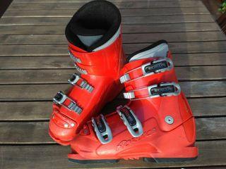 Botes esquí junior