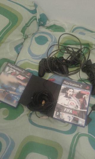 play2 sin cable de la tele funciona