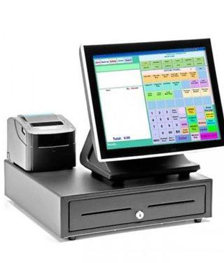 TPV pantalla tactil scaner y cajon