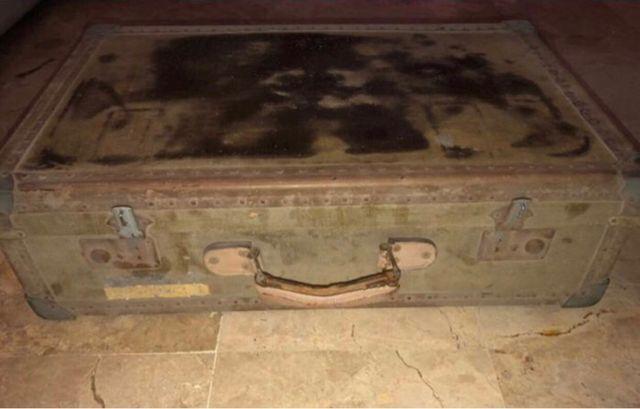 Lote de 6 maletas antiguas