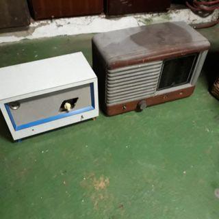 Radios a valvulas
