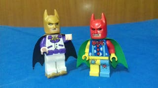Lego original Batman disco y payaso
