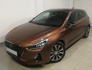 Hyundai i30 1.6 GDi BlueDrive Tecno Nav 99 kW (135 CV)