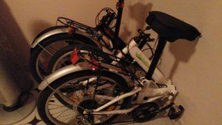 bicicletas plegables cada una 100€