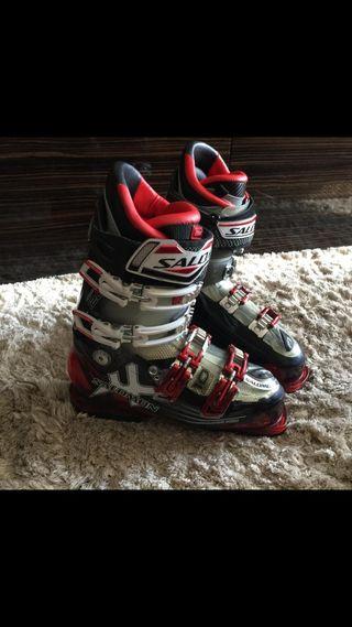 Botas esquí salomon impact 120