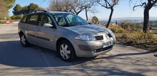 Renault Megane Familiar