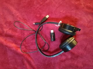 Auricular wireless trust gtx 20