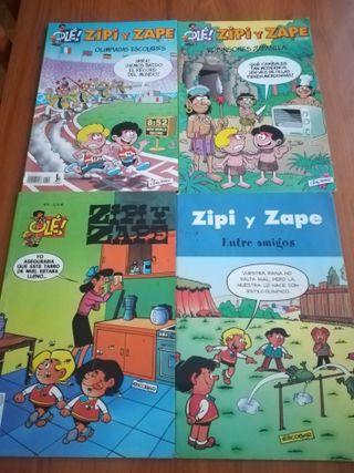 comics de colección zipi y zape