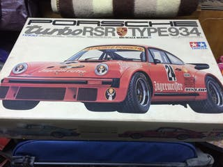 Maqueta tamiya Porsche