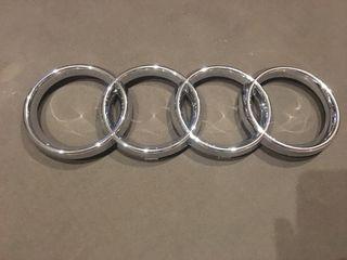 Holograma emblema Audi