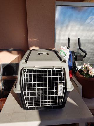transportin de perros y gatos