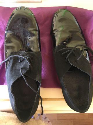 afea3ea2 Zapatos de baile para hombre de segunda mano en la provincia de ...