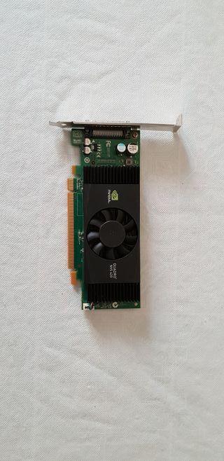 Tarjeta Gráfica nVIDIA Quadro NVS420 PCI-e x16