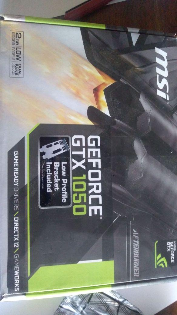 Tarjeta gráfica GeForce Gtx MSI