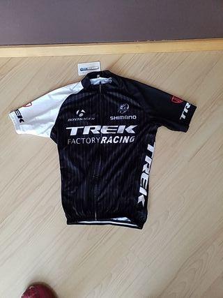 camiseta bici talla L