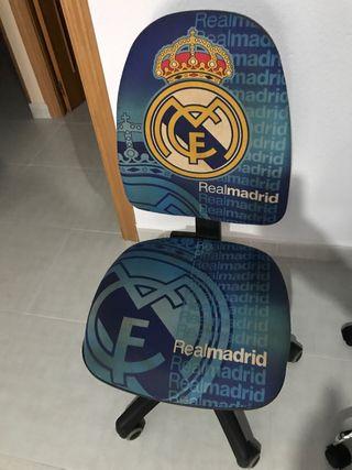 Silla de Estudio del Real Madrid