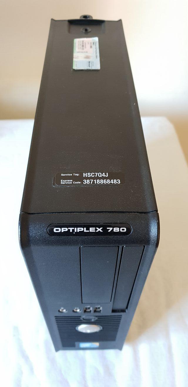 PC mini torre de sobremesa Dell Optiplex 780