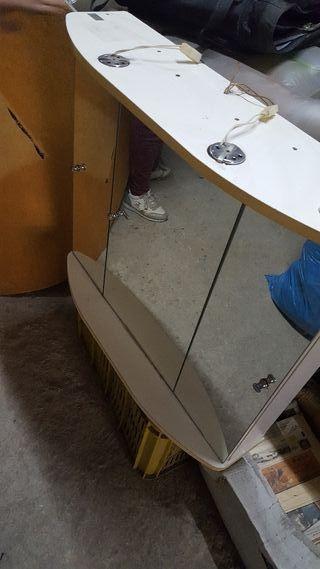 Mueble de ba o de segunda mano en wallapop for Muebles de bano segunda mano