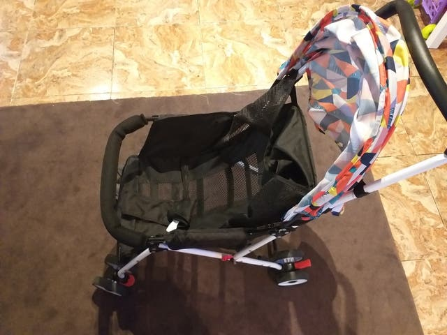34bf4cee7 Carrito para bebes de 0 a 36 meses de segunda mano por 50 € en ...