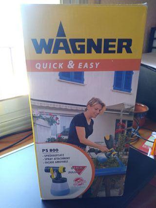 Pistola pintar ecologica WAGNER sin estrenar