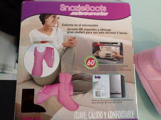 Zapatillas efecto frío/calor talla S