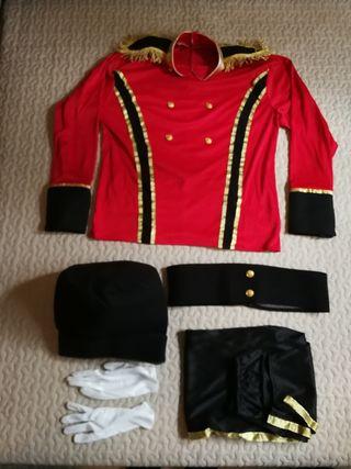 Disfraz militar soviético