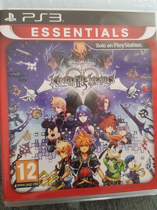Kingdom Hearts HD II.5 Remix (PS3)