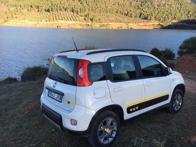 Fiat Panda 4x4 2016 95cv Euro 6 Diesel