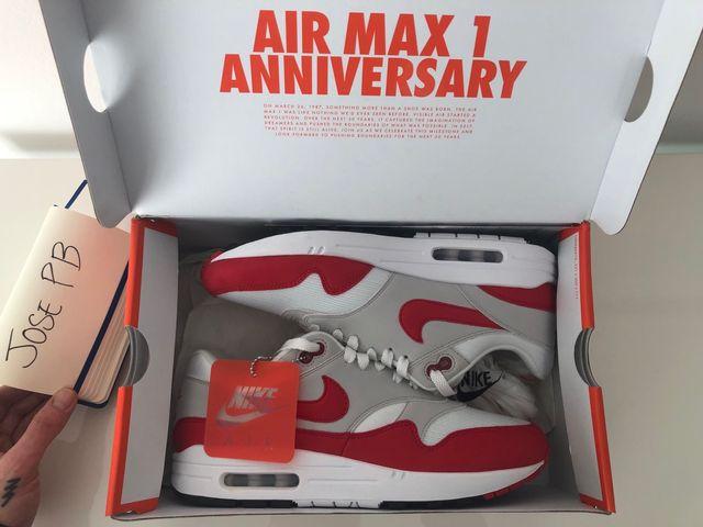 Nike Air Max 1 OG Anniversary 8 ee843d8a1