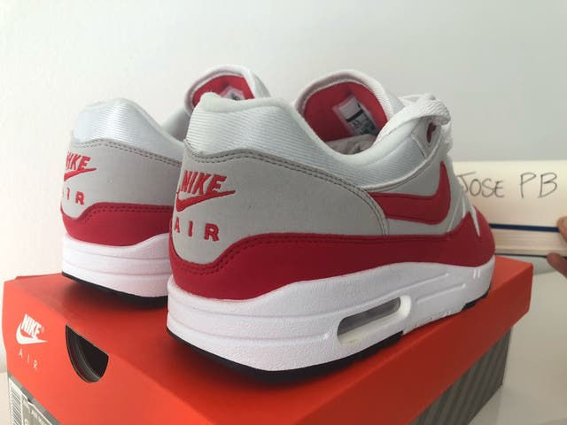 ... Nike Air Max 1 OG Anniversary 8 507b24661