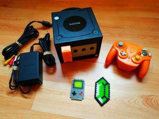 Nintendo Gamecube - Consola + Mando + Cables