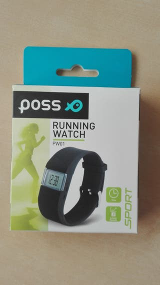 Reloj pulsera actividad running watch