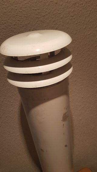 tubo estractor