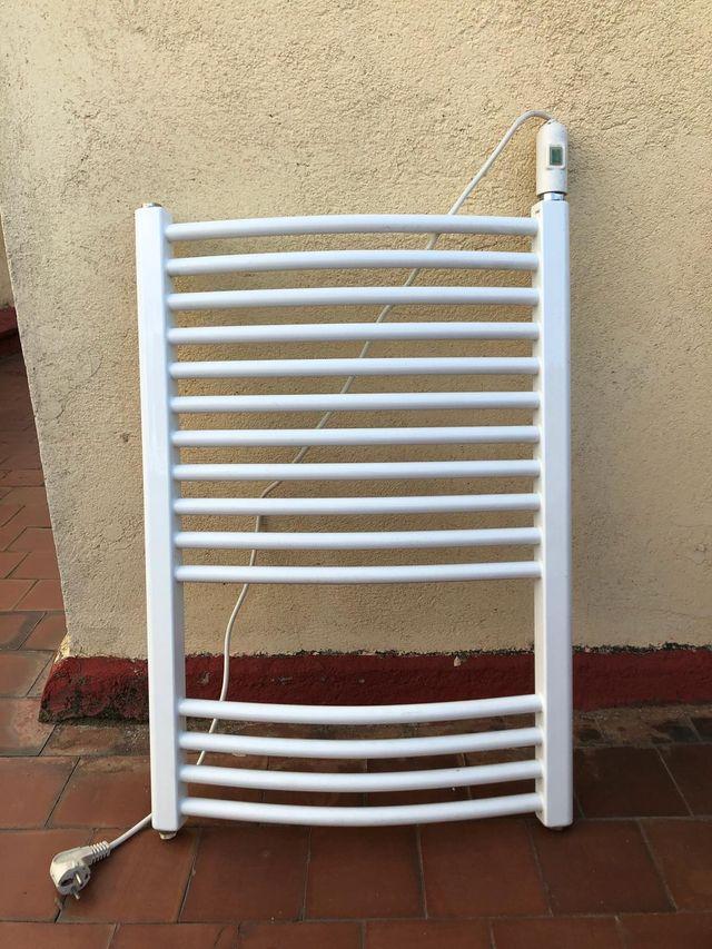 Toallero radiador eléctrico