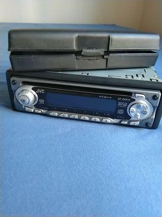 Radio CD -MP3 JVC
