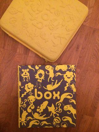 BOX: evolution of character design