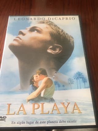 PELÍCULA DVD LA PLAYA