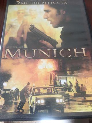 PELICULA DVD MUNICH
