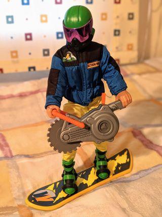 Action Man Snowboard