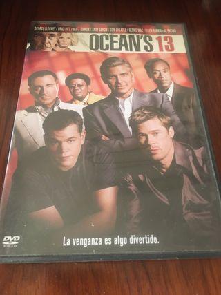 PELICULA DVD OCEAN'S 13