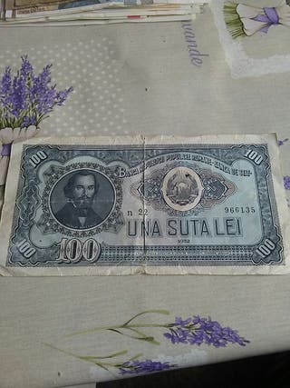 billete rumania