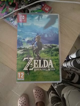 Zelda para Nintendo Switch