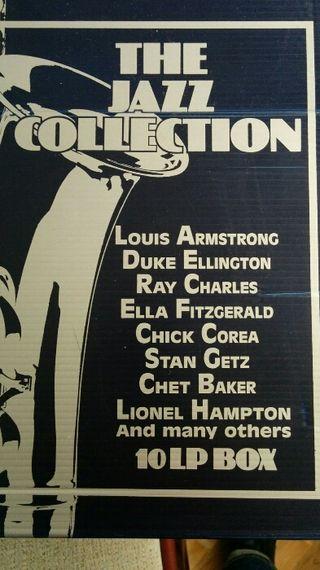 11 discos de Jazz