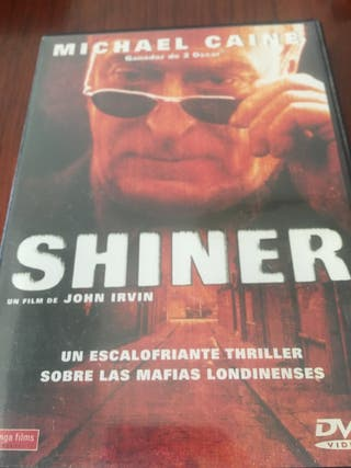PELICULA DVD SHINER